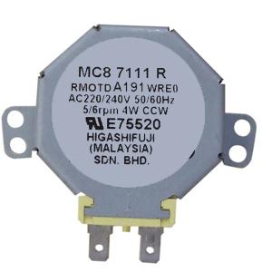 Damper motor RMOTDA191WRE0
