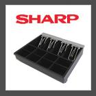 Sharp kassalade