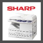 Sharp printer copier